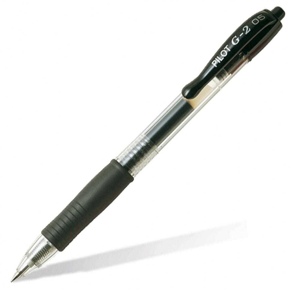 Шариковая ручка Pilot Supergrip G неавтом. черная 1.0 мм BPS-GG-M-B